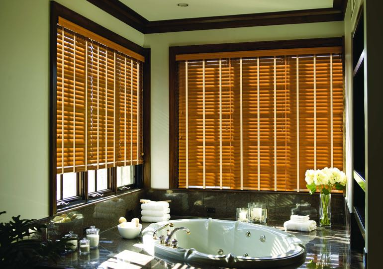 Philadelphia bathroom blinds