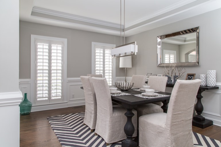 Philadelphia dining room design