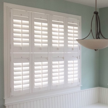 Philadelphia Studio Plantation Shutters