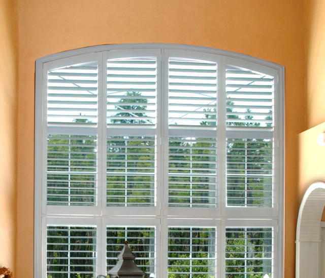 Arched Window Shutters In Philadelphia, PA