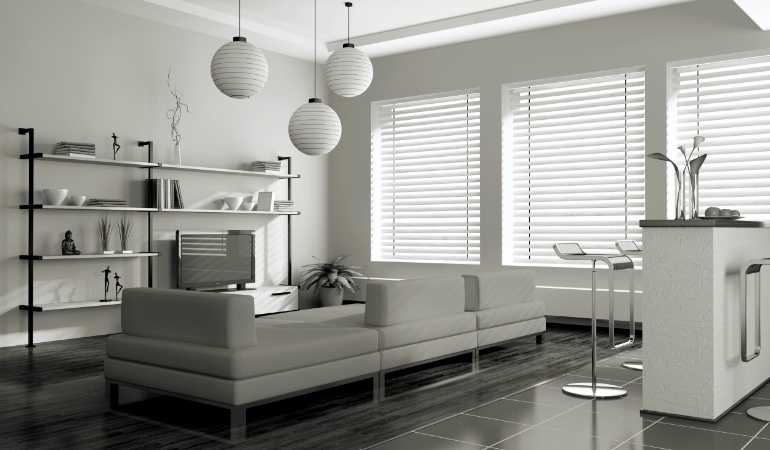 white blinds in Philadelphia