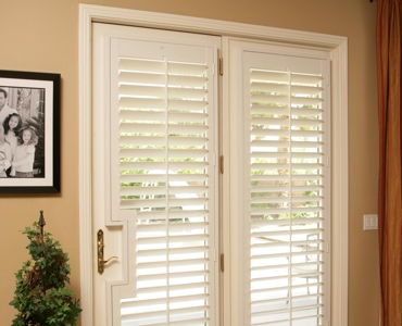 Philadelphia french door shutters