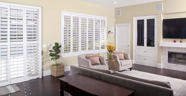 Polywood Plantation Shutters For Philadelphia, PA Homes