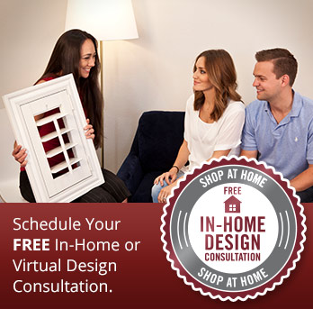 Schedule a shutter consultation in Philadelphia